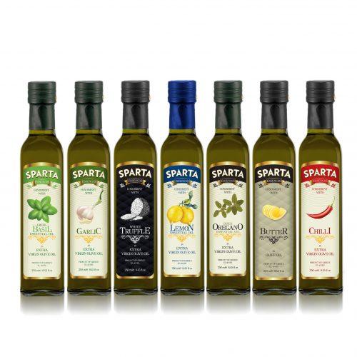 sparta essences 250ml 7 all