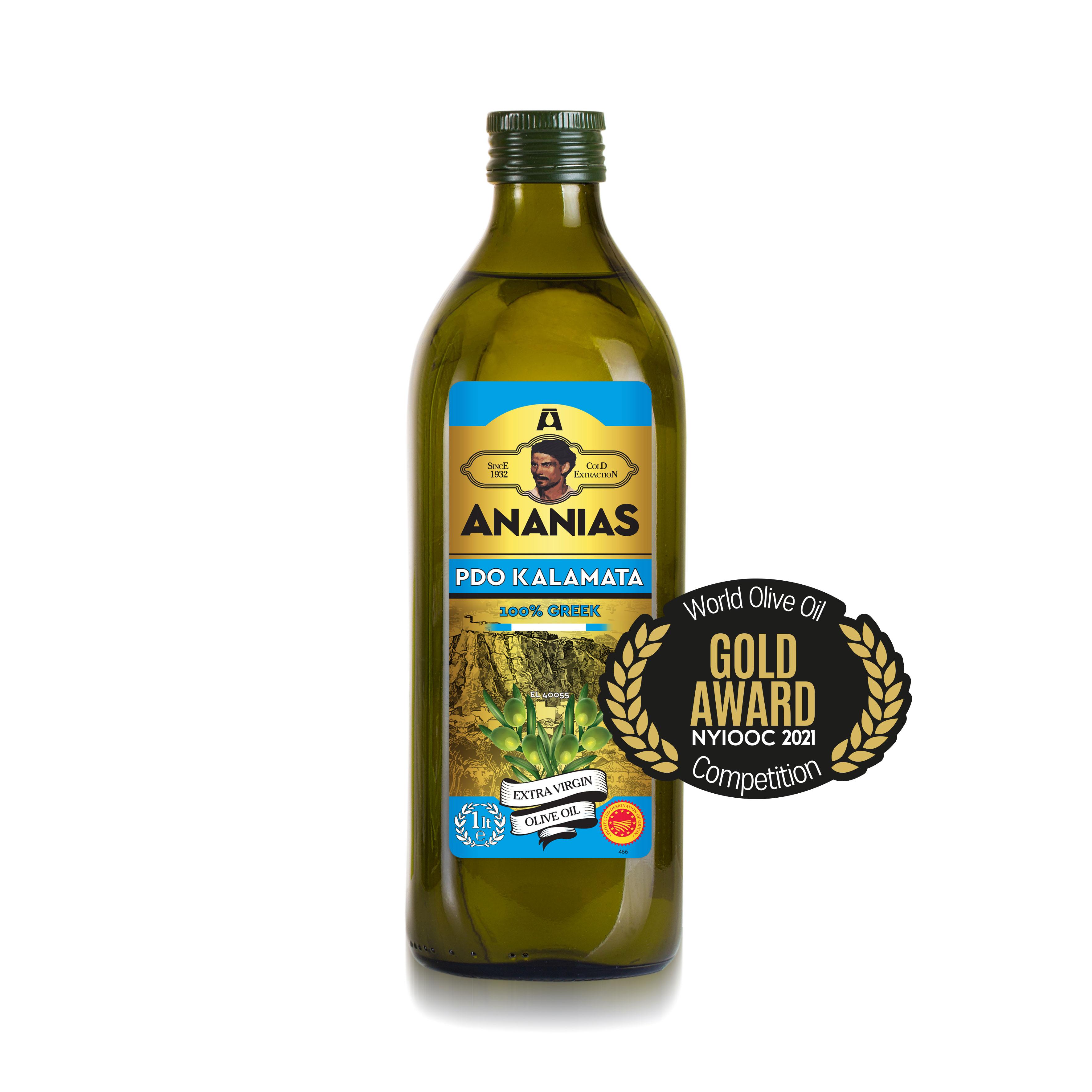 ananias pdo bottle 1lt gold award 21